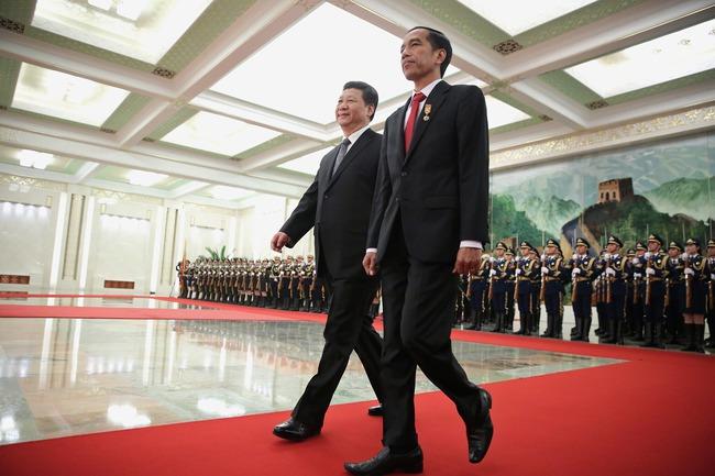 Mỹ tôn sùng chủ nghĩa bảo hộ, Đông Nam Á quay sang Trung Quốc
