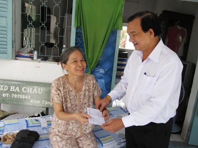 Bí thư huyện Củ Chi làm Giám đốc Sở LĐTB&XH TP.HCM