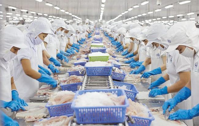 Vĩnh Hoàn dẫn đầu xuất khẩu thủy sản trong những tháng đầu năm