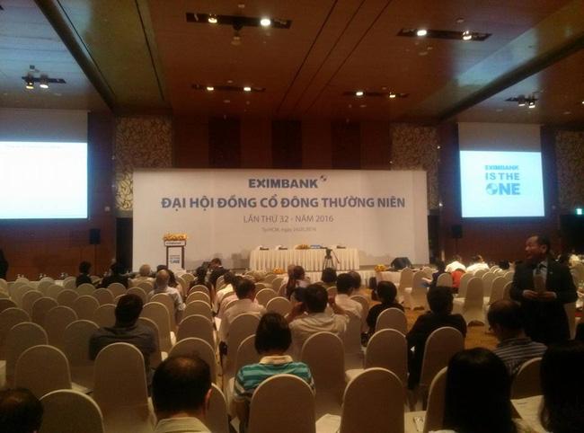 Eximbank dự kiến tổ chức ĐHĐCĐ bất thường vào ngày 4/8