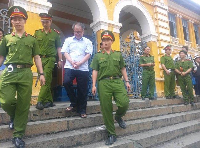 Vụ Phạm Công Danh: Cha con ông Trần Quý Thanh, vợ ông Danh, bà Hứa Thị Phấn cũng kháng cáo