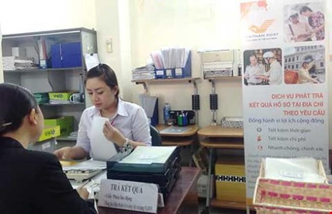 Nộp phạt qua bưu điện: CSGT bớt tiêu cực?