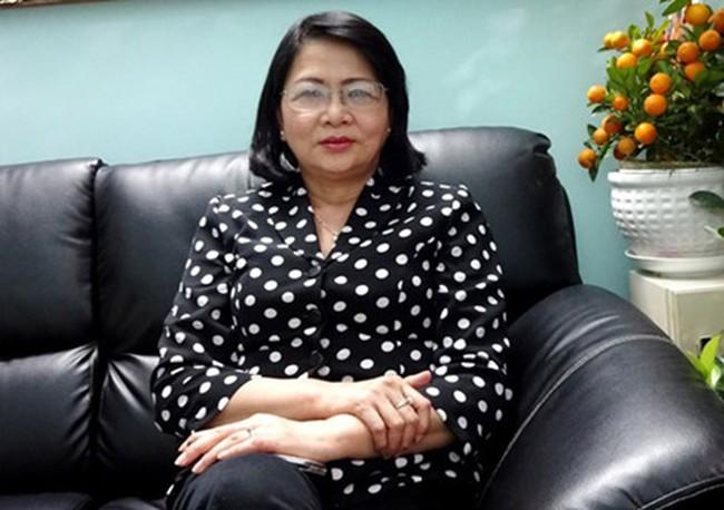 Vài nét về ứng cử viên Phó Chủ tịch nước Đặng Thị Ngọc Thịnh