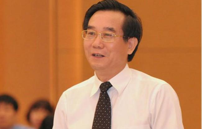 Ông Nguyễn Hữu Vạn thôi giữ chức Tổng Kiểm toán Nhà nước