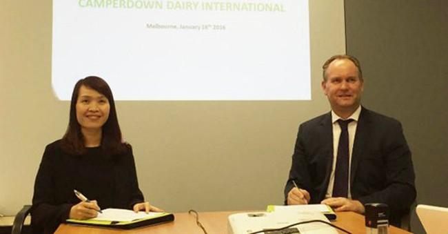 KLF chính thức sở hữu dòng sản phẩm dinh dưỡng Green Meadows (Australia)