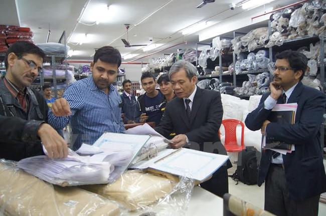 Vị thế kinh tế Việt Nam ngày càng hấp dẫn doanh nghiệp Ấn Độ