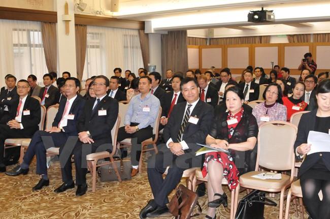 Việt Nam tạo mọi điều kiện chào đón các nhà đầu tư Hong Kong