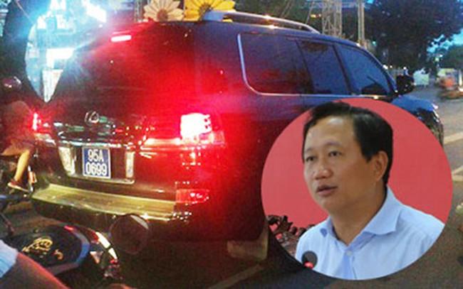Vụ Phó Chủ tịch tỉnh đi xe Lexus: Đã sai thì phải xử!