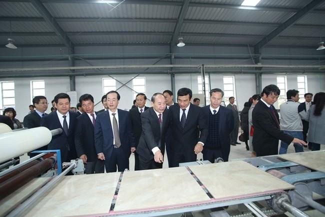 Khánh thành nhà máy làm gạch trên máy in kỹ thuật số 3D