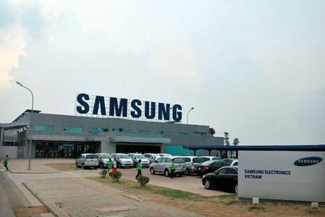Thủ tướng chấp thuận chủ trương đầu tư dự án gần 7.000 tỷ của Samsung