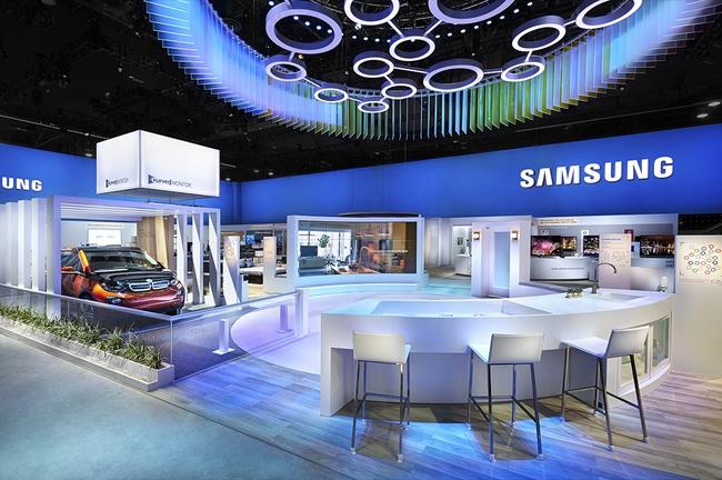 Dù gặp sự cố Samsung Note 7, doanh thu xuất khẩu của Samsung vẫn tăng 7%