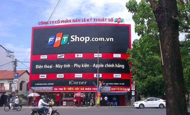 FPT Shop sẽ về tay người Nhật hay người Thái?