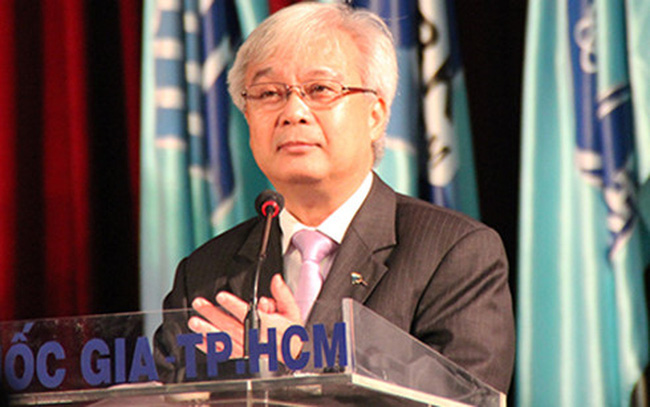 Ông Phan Thanh Bình thôi giữ chức Giám đốc ĐH Quốc gia TP.HCM