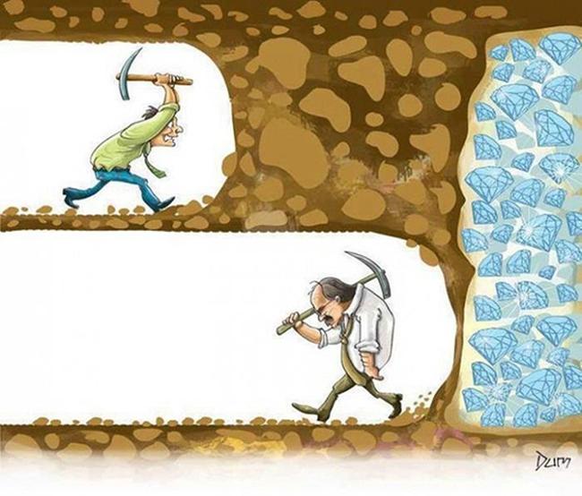 Cầu toàn, phân tâm, đa nhiệm và cố ngủ nướng: Đừng hỏi vì sao thất bại luôn tìm tới bạn!