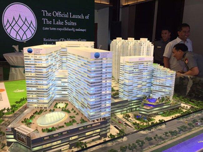 Myanmar chính thức cho người nước ngoài mua nhà