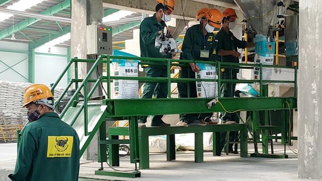 Phân bón Bình Điền (BFC) lãi trước thuế 307 tỷ đồng sau 9 tháng, hoàn thành 83% kế hoạch 2016