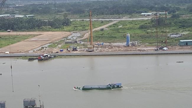 5.000 tỉ đồng xây cầu qua sông Sài Gòn nối Phú Mỹ Hưng với Thủ Thiêm