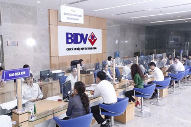 Cử đại diện 30% phần vốn Nhà nước tại BIDV