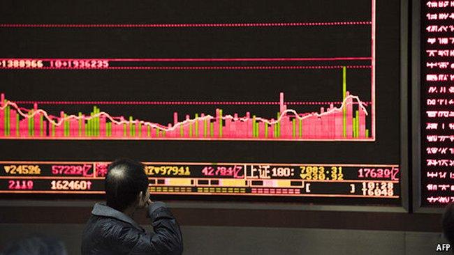 Chứng khoán Trung Quốc: Khi cầu giao quá nhạy