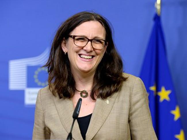 """Ủy viên Thương mại EU: """"Việt Nam là một thị trường tiềm năng"""""""