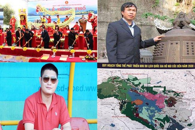 Tỷ phú Ninh Bình, đại gia Hà Tĩnh gây chấn động giới địa ốc