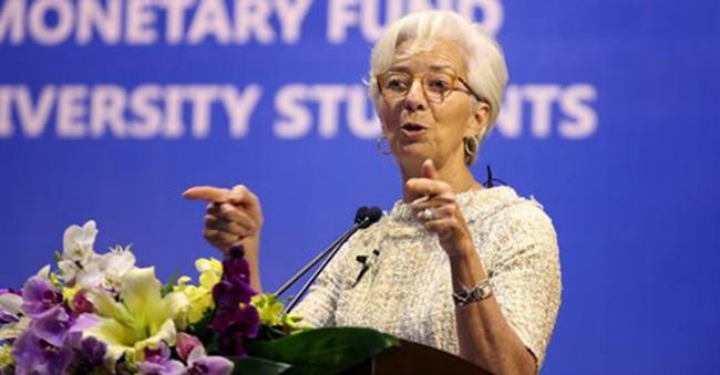 """Tổng giám đốc IMF: """"Tỷ giá linh hoạt sẽ giúp Việt Nam giảm """"sốc"""""""