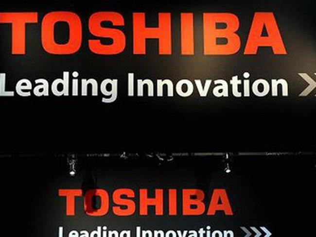 """Toshiba """"nhức đầu"""" trước cáo buộc gian lận kế toán tại Mỹ"""