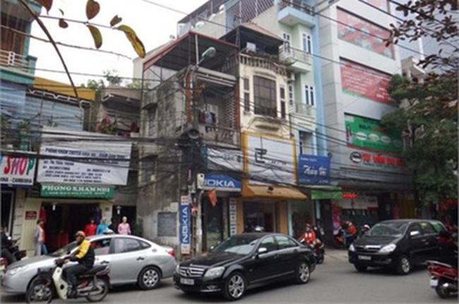 Hà Nội: Thiết kế lại hơn 12ha hai bên phố Thái Thịnh