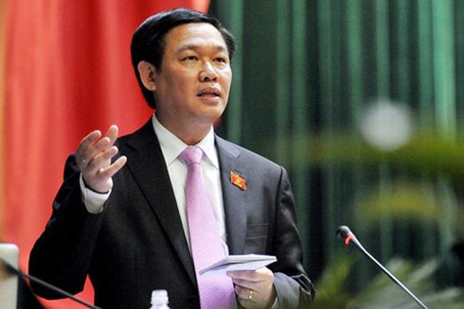 Phó Thủ tướng Vương Đình Huệ có thêm chức mới