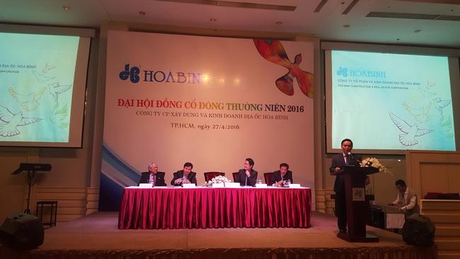 ĐHCĐ HBC: Nới room ngoại, đặt lợi nhuận tăng trưởng tham vọng 200%