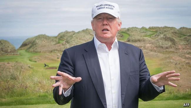 Anh có thể rời EU thì Donald Trump cũng có thể trở thành Tổng thống Mỹ?