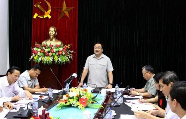 Hà Nội: Huyện Gia Lâm lại xin lên quận