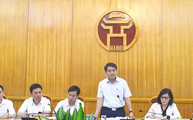 Hà Nội phát máy tính bảng, smartphone cho lãnh đạo