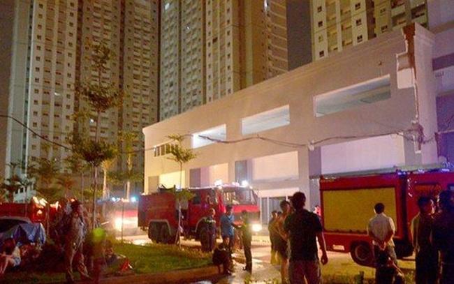 10 kiến nghị của HoREA giảm hiểm họa cháy chung cư