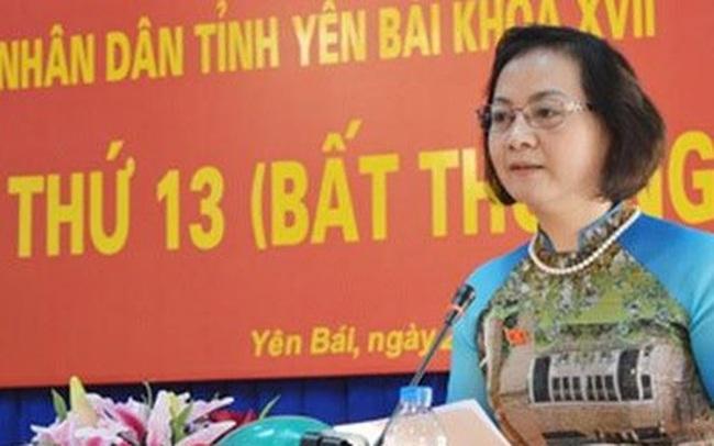 Chủ tịch Yên Bái được bầu làm Bí thư Tỉnh ủy