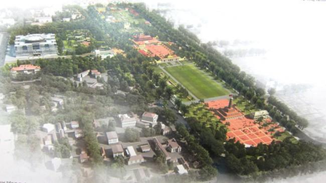Hà Nội chi 100 tỷ quy hoạch Khu di tích Trung tâm Hoàng Thành Thăng Long