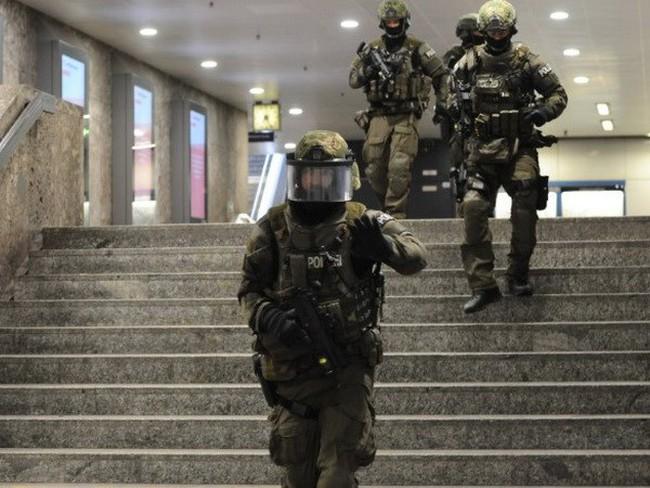Cảnh sát Đức xác nhận đã xảy ra tấn công khủng bố ở Munich