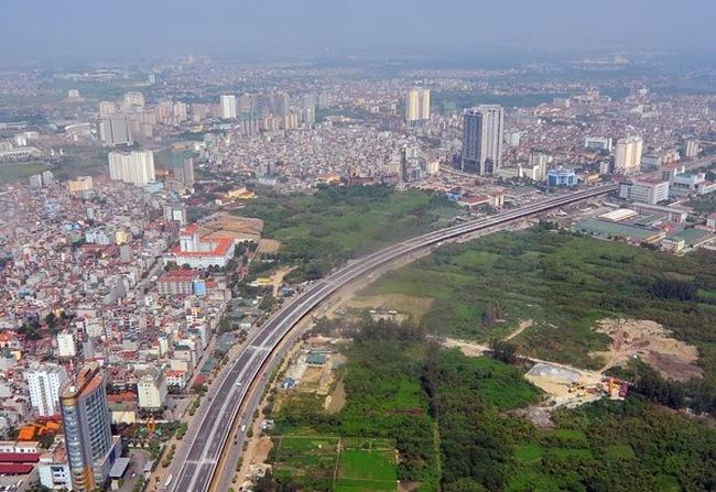 Chung cư phía Tây Hà Nội bán chạy nhất