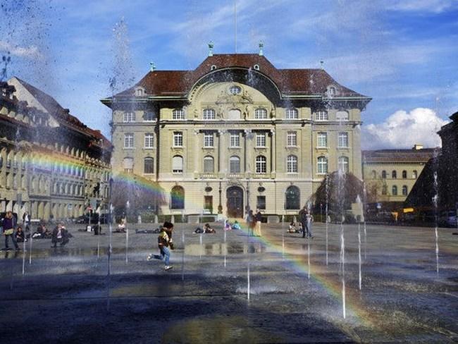 Ngân hàng trung ương Thụy Sĩ can thiệp thị trường sau Brexit