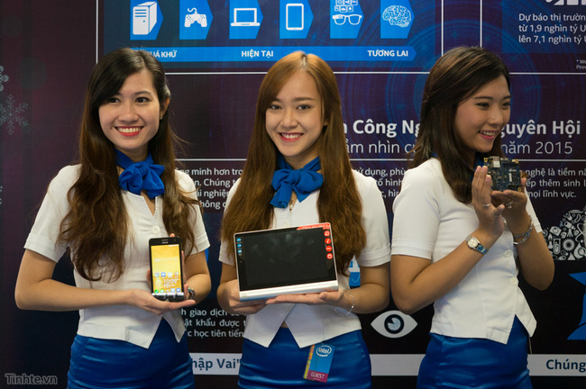 """Có 2 công ty Intel tại Việt Nam, công ty cắt giảm nhân sự chỉ là """"công ty nhỏ xíu"""""""