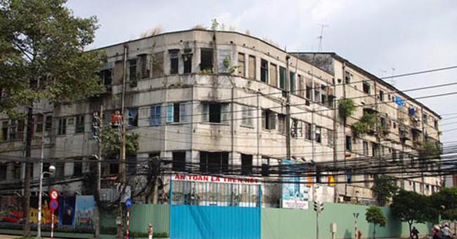 Cho phép xây cao tầng chung cư cũ: Cần nhưng chưa đủ