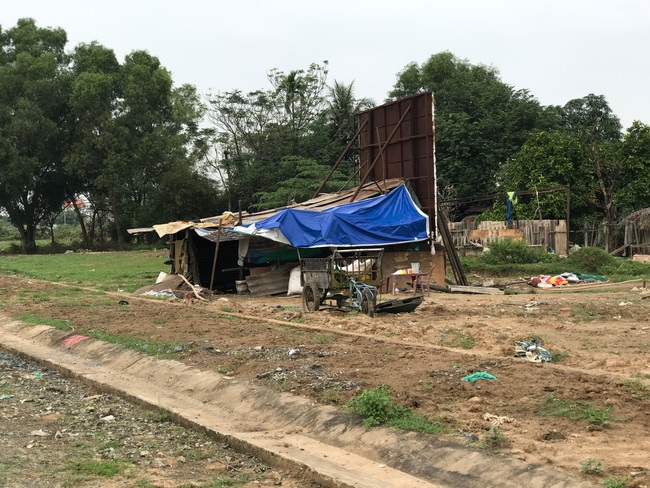 Khu dân cư Bắc Rạch Chiếc TPHCM: Lèo tèo vài căn nhà sau hơn 15 năm đầu tư
