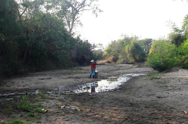 """Hạn hán tại Gia Lai: Hàng trăm tỉ đồng...""""trôi sông"""""""