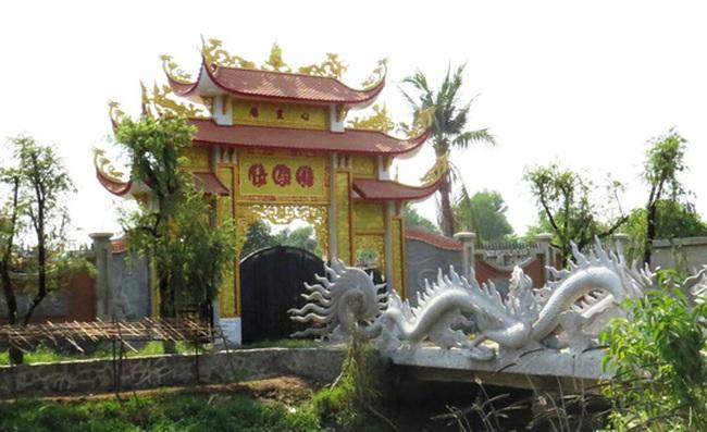 Công trình xây dựng của Hoài Linh đã được cấp phép