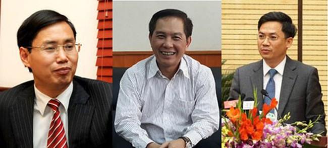 Hà Nội bổ nhiệm 3 Giám đốc Sở