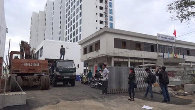 Tai nạn tại dự án khách sạn Royal Lotus: 5 người tử vong
