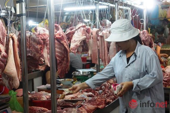 Đừng mua thịt nóng, mua thịt đông lạnh mới được ăn thịt sạch!