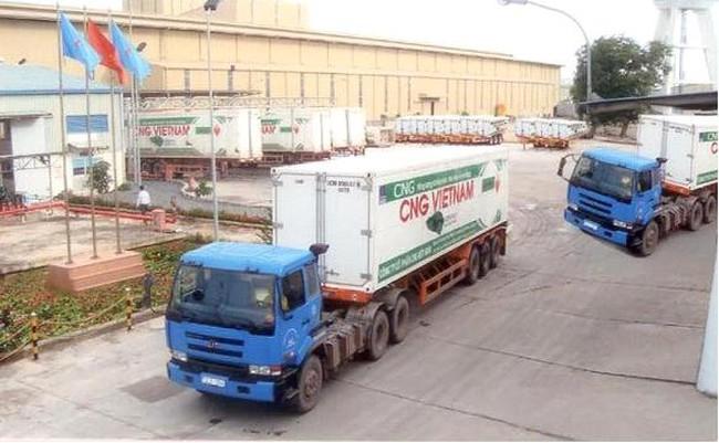 CNG Việt Nam: 6 tháng lãi 70 tỷ đồng, hoàn thành 55% kế hoạch năm