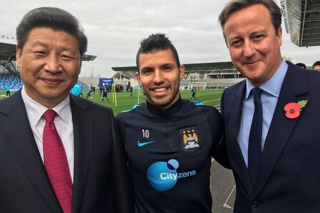 Trung Quốc đang quyết tâm bành trướng thế lực trong thế giới bóng đá