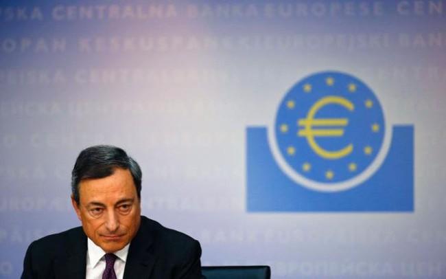 Ngân hàng Trung ương châu Âu giữ nguyên tỉ lệ lãi suất